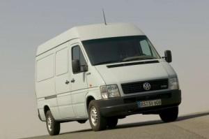 Volkswagen LT - van delivery vehicle