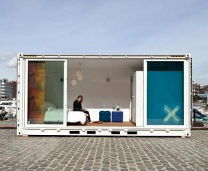 Freight Container Home