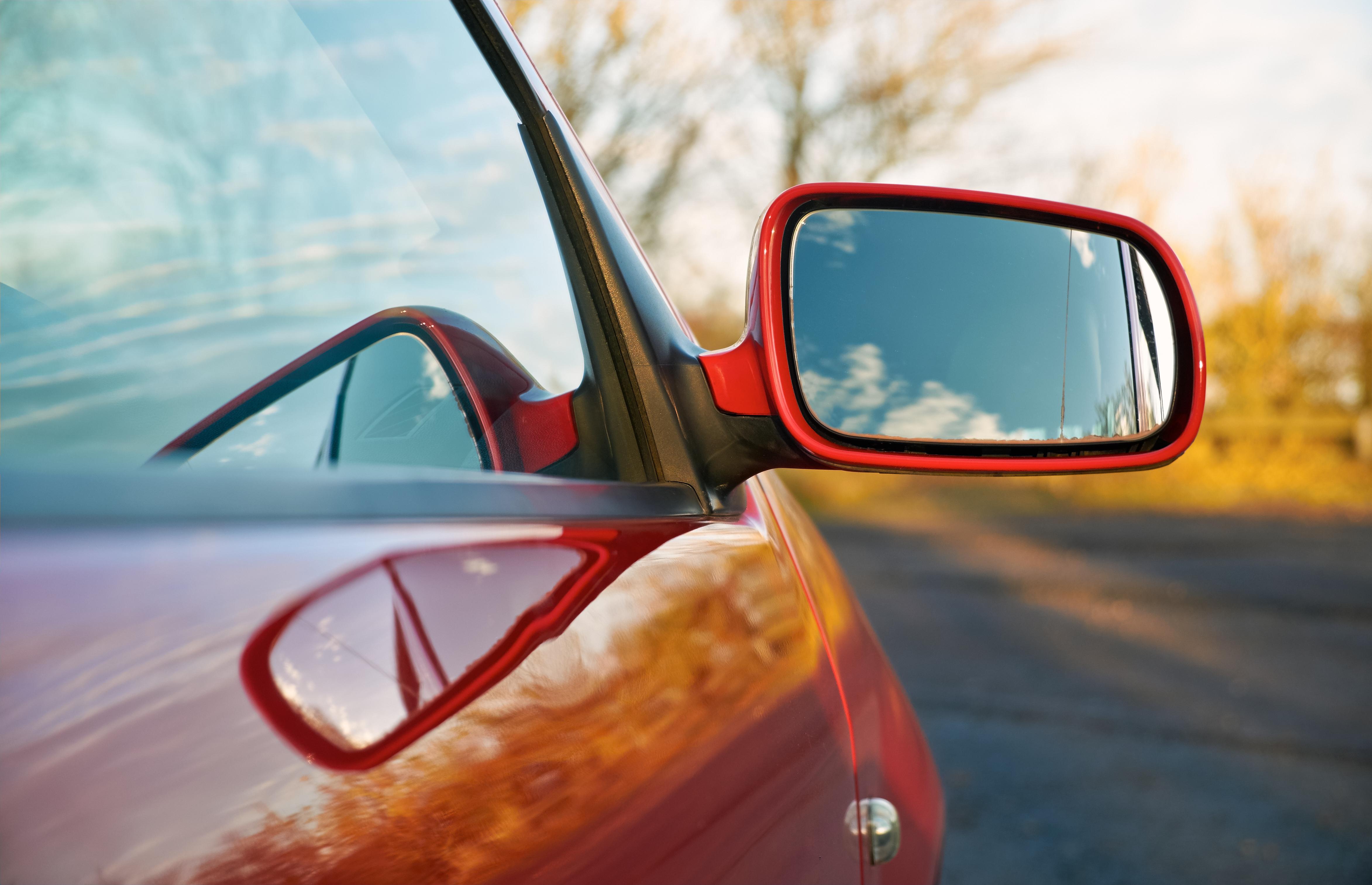 Car transport - Mirrors