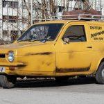 Trotter Independent Traders Van