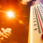 Thermometer at high temperature
